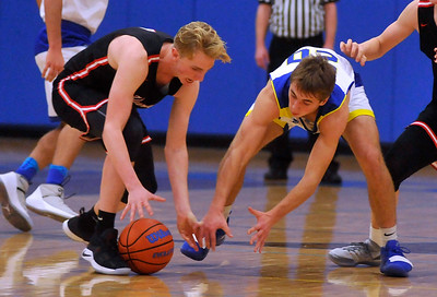 Huntley vs. Johnsburg Basketball