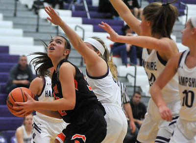 McHenry Hampshire Girls Basketball