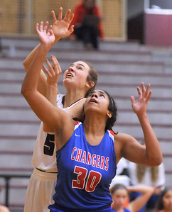 Dundee-Crown  Prairie Ridge Girls Basketball