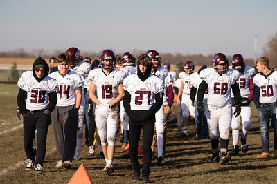 Marengo @ Richmond-Burton Football Playoff Class 4A