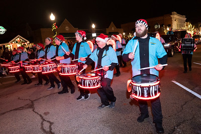 Crystal Lake Festival of Lights Parade