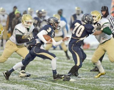IC Catholic Prep state football semifinals