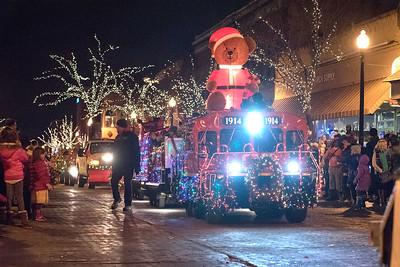 The Wheaton Holiday Parade
