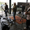 """Jeff Krage – For the Kane County Chronicle<br /> The Plant Band performs during Saturday's """"Wild About Wildlife"""" at Fifth-Third Bank Ballpark.<br /> Geneva 10/13/12"""