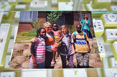 Monica Maschak - mmaschak@shawmedia.com Sue Nelson of Nelson's Jewelry took a trip to South Africa to partake in orphanage work.  The jewelry store's private gem supplier, based in South Africa, donates money to refurbish houses for orphaned children.