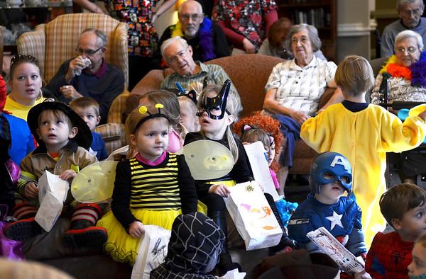 20121031 - Kids R Kids Halloween