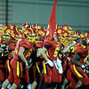 Downer's Grove North vs. Batavia in their first-round playoff game Friday night in Batavia. (Sandy Bressner photo)