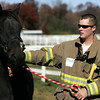 Equine Emergency Training : Training session for first responders in case of emergency.