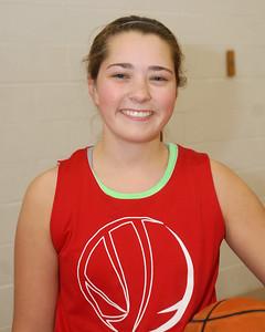 Addie Moeller Hinsdale Central girls basketball team Wednesday, Oct. 31, 2012. Staff photo by Bill Ackerman