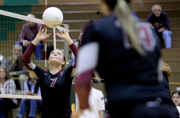 Prairie Ridge wins regional volleyball tournament final