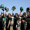 Spotlight on Alden-Hebron Football : Alden-Hebron's football team only has 18 players on their roster, but that does not keep them from being successful.
