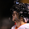 Jeff Krage – For the Kane County Chronicle<br /> St. Charles East's Brannon Barry watches as the Saints trail 20-0 in the second quarter of Friday's IHSA class 7A first-round playoff game at Wheaton North.<br /> Wheaton 10/26/12