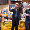 Auctioneer R. Kyle Reed at The Beehive in St.Charles, IL on Sunday, October 27, 2013 (Sean King for Shaw Media)