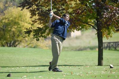 Boys Sectional Golf