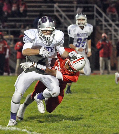 Downers Grove North at Proviso West football