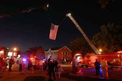 Hinsdale Silent Parade