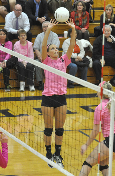 Lemont volleys for a cure