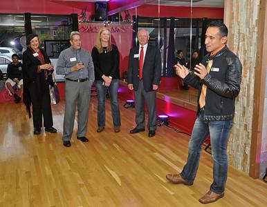 Luis Arturo Dance Studio opens