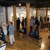 Opening gallery showing of Dave Wensel and Dean Willis on Oct. 14 at Water Street Studios in Batavia.