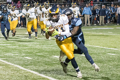 Downers Grove South football hosts Leyden
