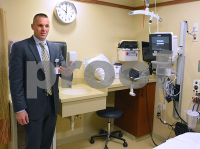 New ER wing at Elmhurst hospital