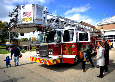 Crystal Lake Fire Rescue Department's Fire Prevention Open House