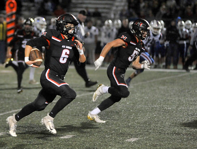 Dundee-Crown Huntley Football