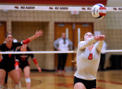 IHSA Class 4A Huntley Sectional Volleyball Championship