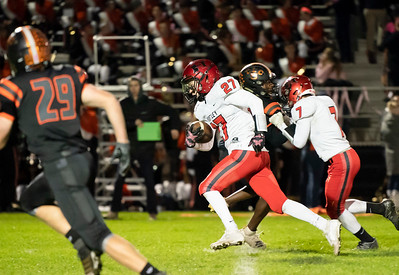 Huntley vs. Crystal Lake Central Varsity Football