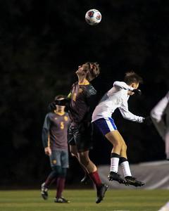Richmond-Burton vs North Shore Country Day Soccer