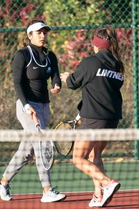 2020 IHSA Girls Tennis Sectional Antioch