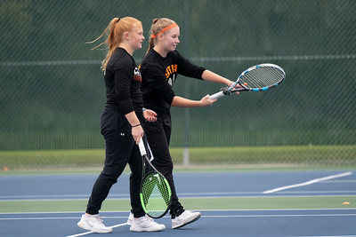 2020 IHSA Girls Tennis Sectional Cary-Grove