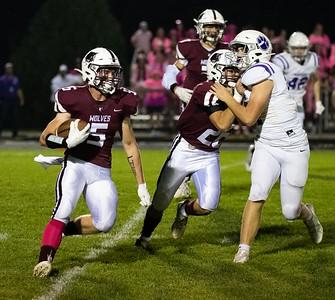 IHSA Football: Hampshire vs Prairie Ridge