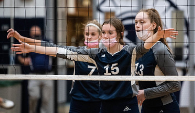 IHSA Girls Volleyball: McHenry VS Cary-Grove