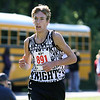 Jeff Krage – For the Kane County Chronicle<br /> Kaneland's Kyle Carter runs in Saturday's Eddington Invitational at the Elburn Forest Preserve.<br /> Elburn 9/15/12