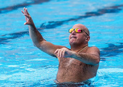 Kyle Grillot - kgrillot@shawmedia.com   On the final day of the pool season, Dave Grabowski of Algonquin throws toys to his son at the Lions Armstrong Memorial Pool Sunday, September 1, 2013. As Labor day symbolizes the end of summer many spectators come out to enjoy a few more summer activities.