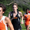 Jeff Krage – For Shaw Media<br /> St. Charles East's Max Rowland runs Saturday in the Leavey Invitational at LeRoy Oakes Forest Preserve in St. Charles.<br /> St. Charles 9/7/13