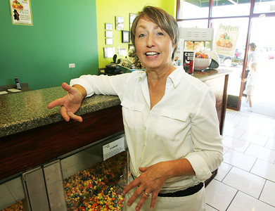 H. Rick Bamman -hbamman@shawmedia.com   Gourmet Kernel owner Judy Reyes will be celebrating the store's second anniversary September 28 at Algonquin Commons.