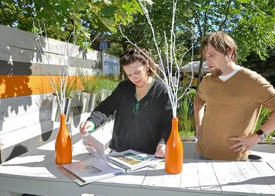 FRED garden event in Riverside