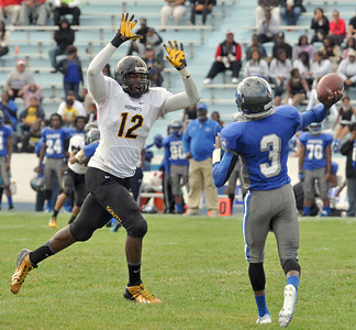Hinsdale South at Proviso East football