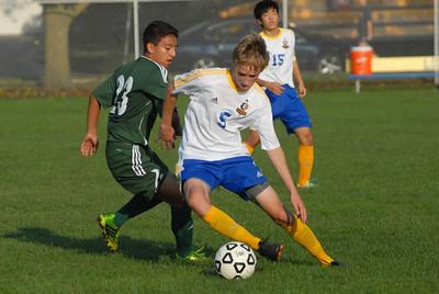 Lyons Township Soccer vs. Lane