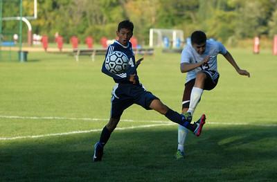 Morton boys soccer vs. West Chi