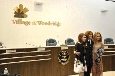 New Woodridge police chief