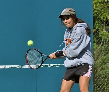 Wheaton Warrenville South girls tennis