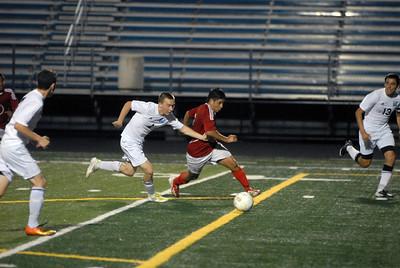 Willowbrook soccer vs. GE