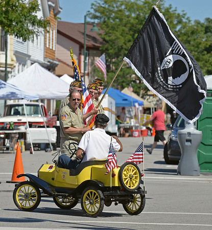 Lemont Heritage Fest and Keepataw Parade enterain residents this weekend
