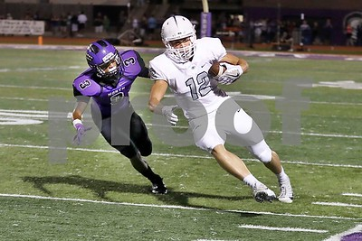 Glenbard West vs Downers Grove North football