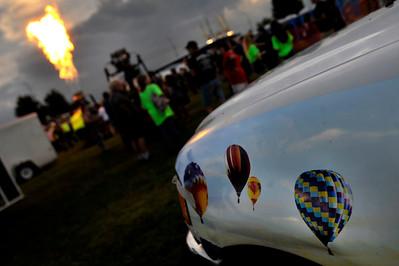 2018 Harvard Balloon Fest