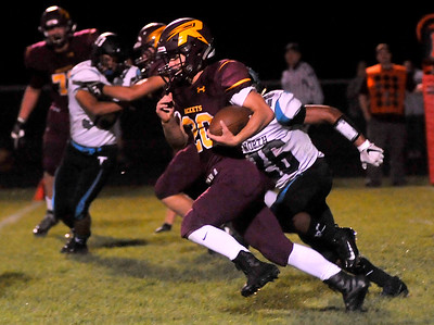 Richmond-Burton Woodstock North Football