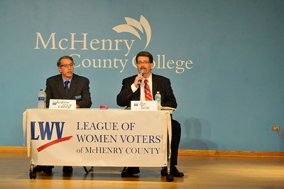 League of Women Voters of McHenry County Candidate Forum